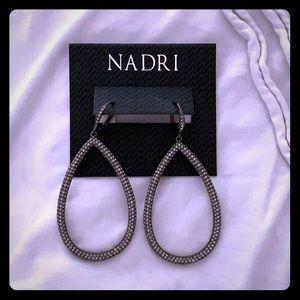 Nadri Chandelier Earrings